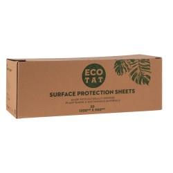 Boite de 30 toiles de protection pour surfaces ECOTAT
