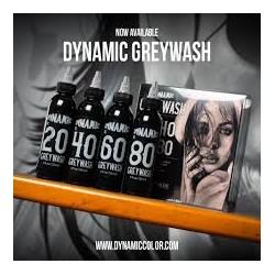 Dynamic grey wash set de 4