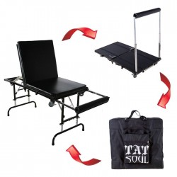 TatSoul X Table Portative BLACK